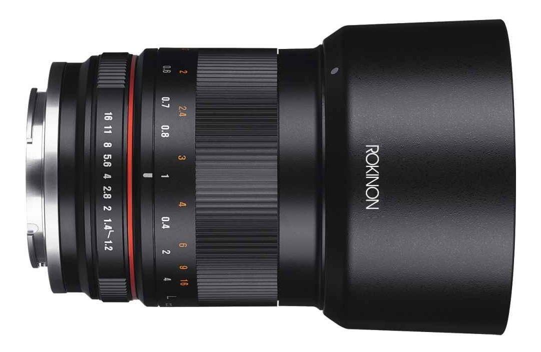 Rokinon 50 Mm F1 4 Para Canon Nikon Sony Pentax 9 995