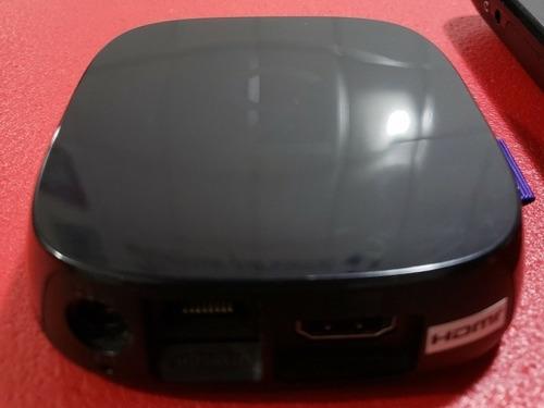 roku 3 - mas veloz y mejor transmisor de video. muy poco uso