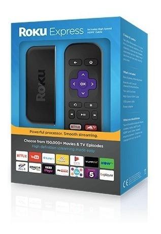 roku 3900rw (oferta 45v) streaming media player 1080p hdmi