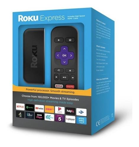 roku 3900x streaming media player 1080p hdmi wifi a3358