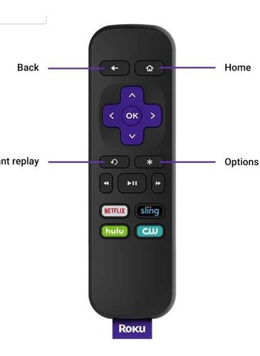 roku express dispositivo convertidor a tv inteligente