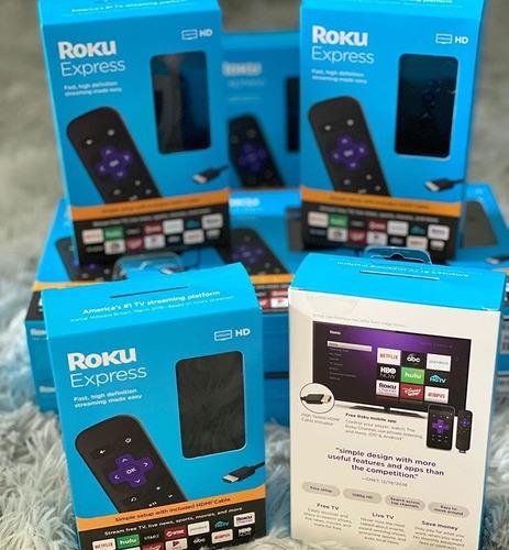 roku express hd convertidor tv smart netflix you tube hbo