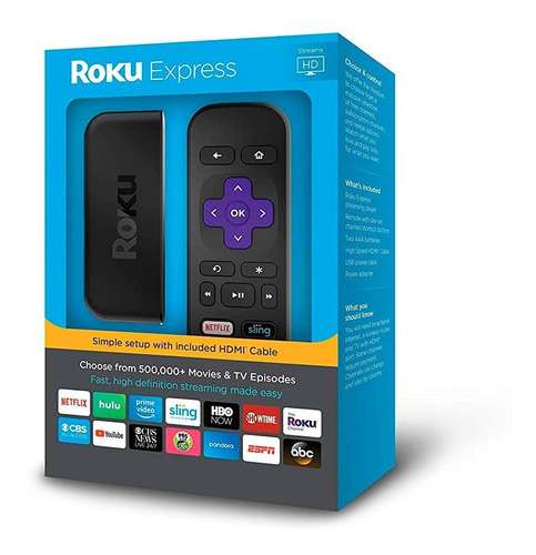 roku express hd smart tv hdmi streaming tv