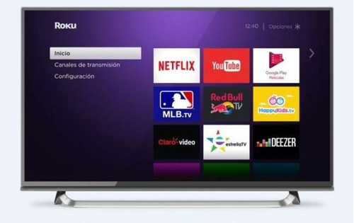 roku express orig. netflix,youtube smart entrega inmediata