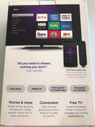 roku express tv hd (smart tv)