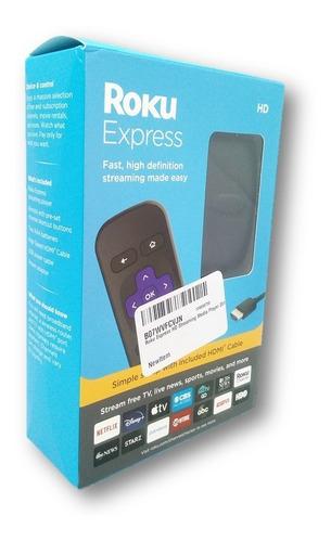 roku express tv hd streaming netflix youtube smart tv