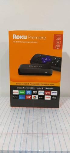 roku premier reproductor tv 4k hd streaming netflix youtube