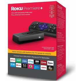 Roku Premiere + 4k Hdr Tv A Smart Tv Reproductor Streaming