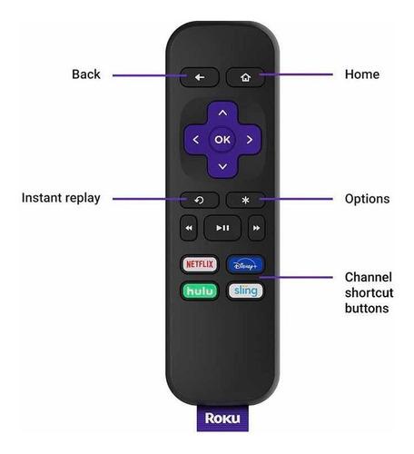 roku premiere hd / 4k / hdr streaming media player oferta
