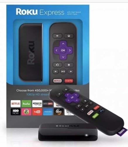 rokus express convertidor de smart tv