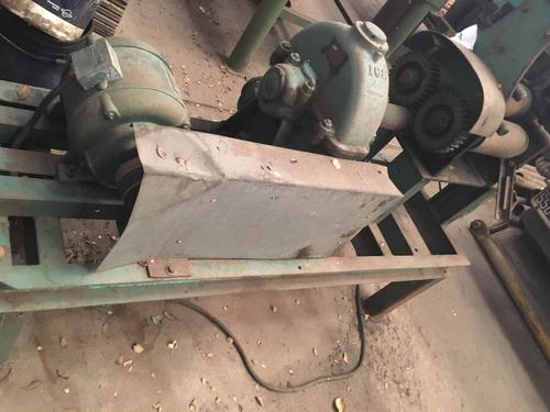 roladora cilindrado tameco de perfiles motorizada c/reductor