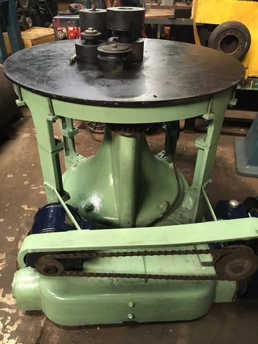 roladora cilindradora de perfiles daisa c/rolos ex-autopista
