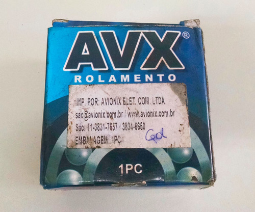 rolamento dianteiro vw - avx 22284