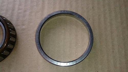 rolamento diferencial caixa marcha logan sandero 42x68x14