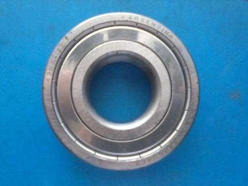 rolamento eixo ental c10 c14 6307 skf 80x21x35mm