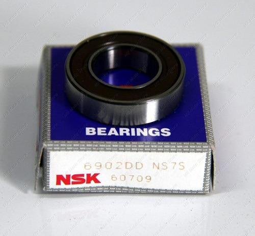 rolamento embreagem pcx150 lead 110 6902 91002-ga7-707 nsk