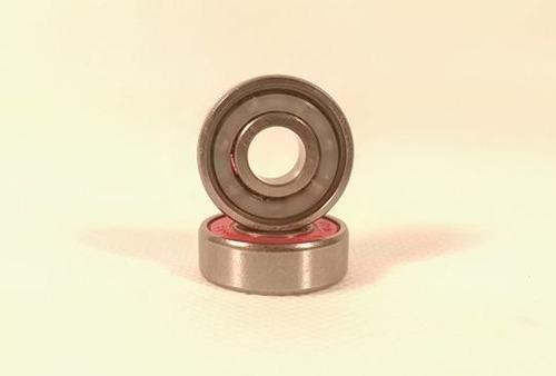 rolamento p/ skate fast rolling bearing similar reds