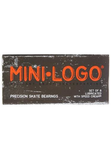 rolamentos mini-logo skate street longoboard