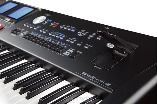 roland bk-9 teclado 76 teclas 1700 sonidos bk9