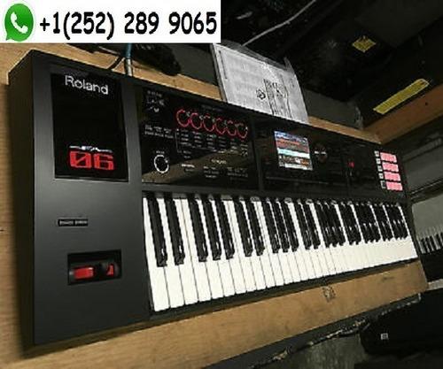 roland fa-06 61-key keyboard