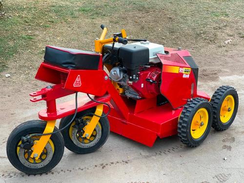 roland h001 6x4 c/ motor lüsqtoff 13 hp arranque manual