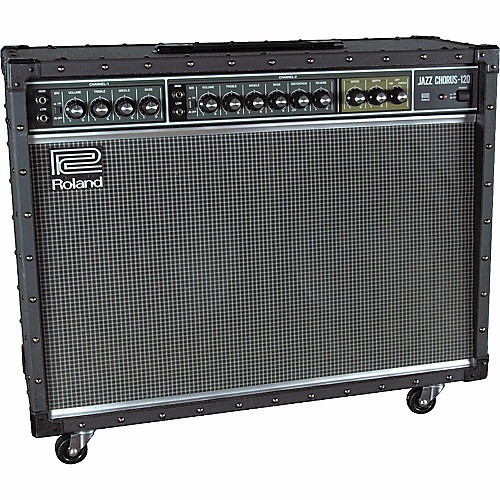 roland jc-120 combo para guitarra jazz chorus