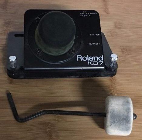 roland kd-7