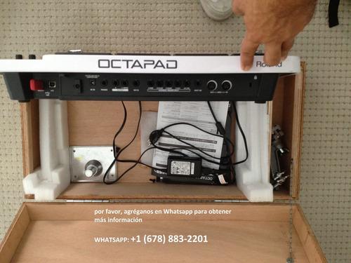 roland octapad spd-30 digital percusión batería