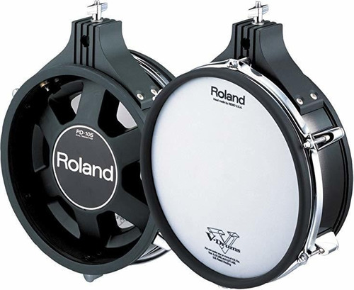 roland pd 105 pad uso, excelente estado made in japan 10