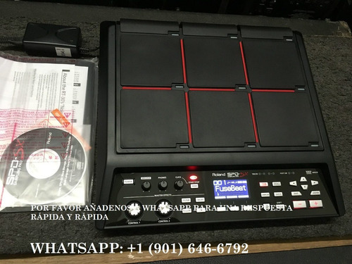 roland spd-sx batería
