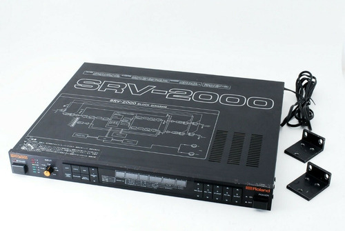 roland srv 2000 - made in japan.