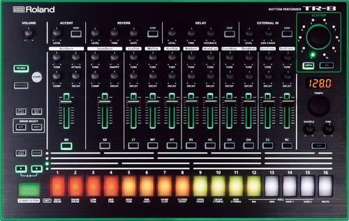 roland tr-8 aira rhythm performer maquina de ritmos