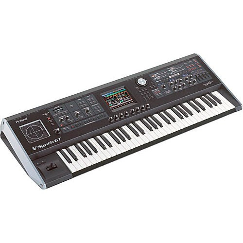 roland v-synth gt 61-key variable oscillator synthesizer
