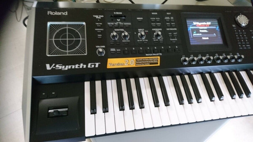 roland v-synth gt version2.0 fantom g6
