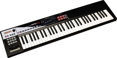 roland xps-10 sintetizador teclado 5 octavas