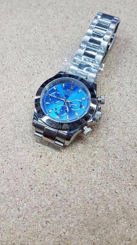 Rolex 045rx Daytona Acero Cara Azul 2016 Automatico
