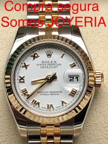 a8655ff257b3 Reloj Diesel Mod. Dz1801 · Rolex Datejust Dama Moderno Oro Y Acero  Impecable Con Estuch