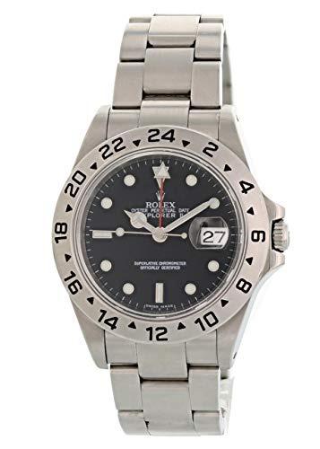 18c66c88a56 Rolex Explorer Ii Automatic-self-wind Male Watch 16570 (cert ...