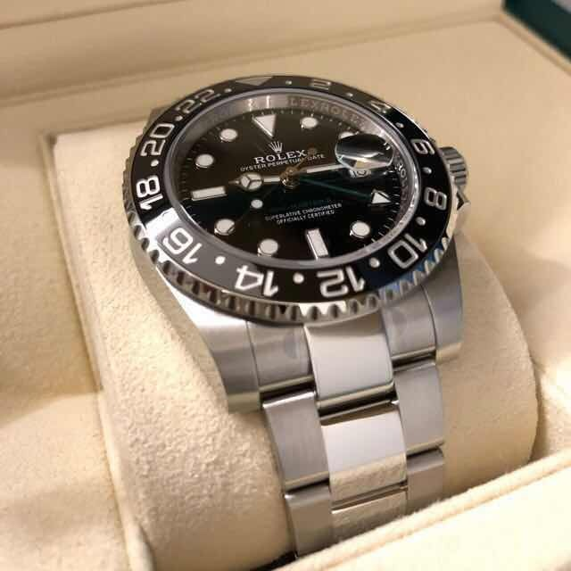 3fcfe4558e9 Rolex Gmt Master