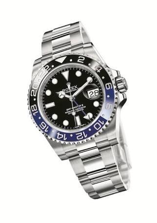 fea1a064501 Rolex Gmt Master Ii Com Bisel De Duas Cores - R  490
