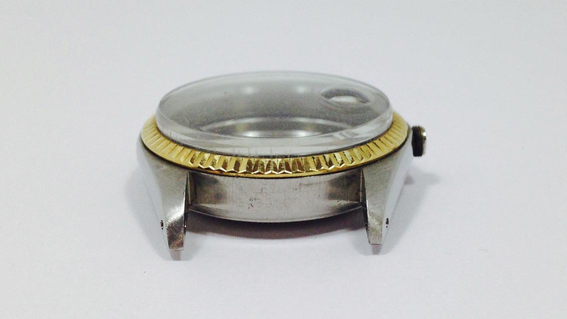 f3f993e2ebb rolex original oro acero caja tapa bisel cristal (inv 1002). Cargando zoom.