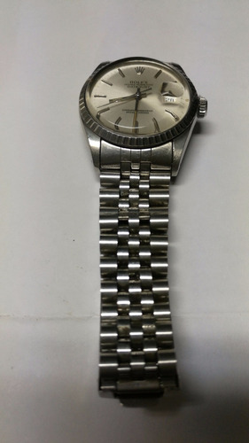 rolex oyster perpetual datejust, año 1967