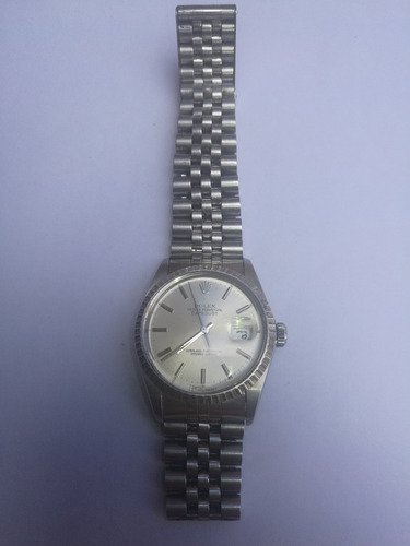 rolex oyster perpetual datejust, año 1986