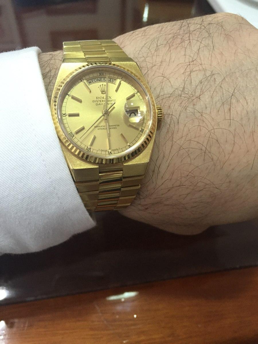 6134e1c2e3e Rolex presidente em ouro maciço em mercado livre jpg 900x1200 De ouro rolex  el presidente