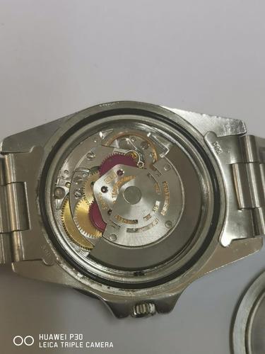 rolex ss gmt master pepsi 40mm ref 1675 - vintage 1974-75
