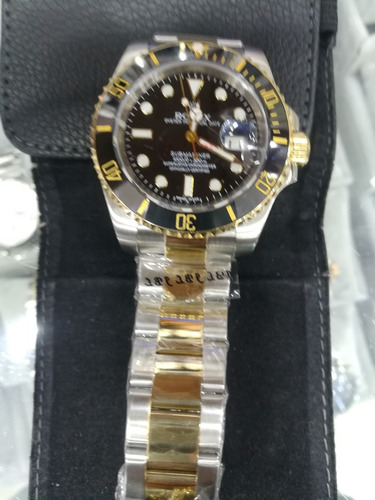 rolex submariner dos tonos 41mm 12 meses mini cuotas bac