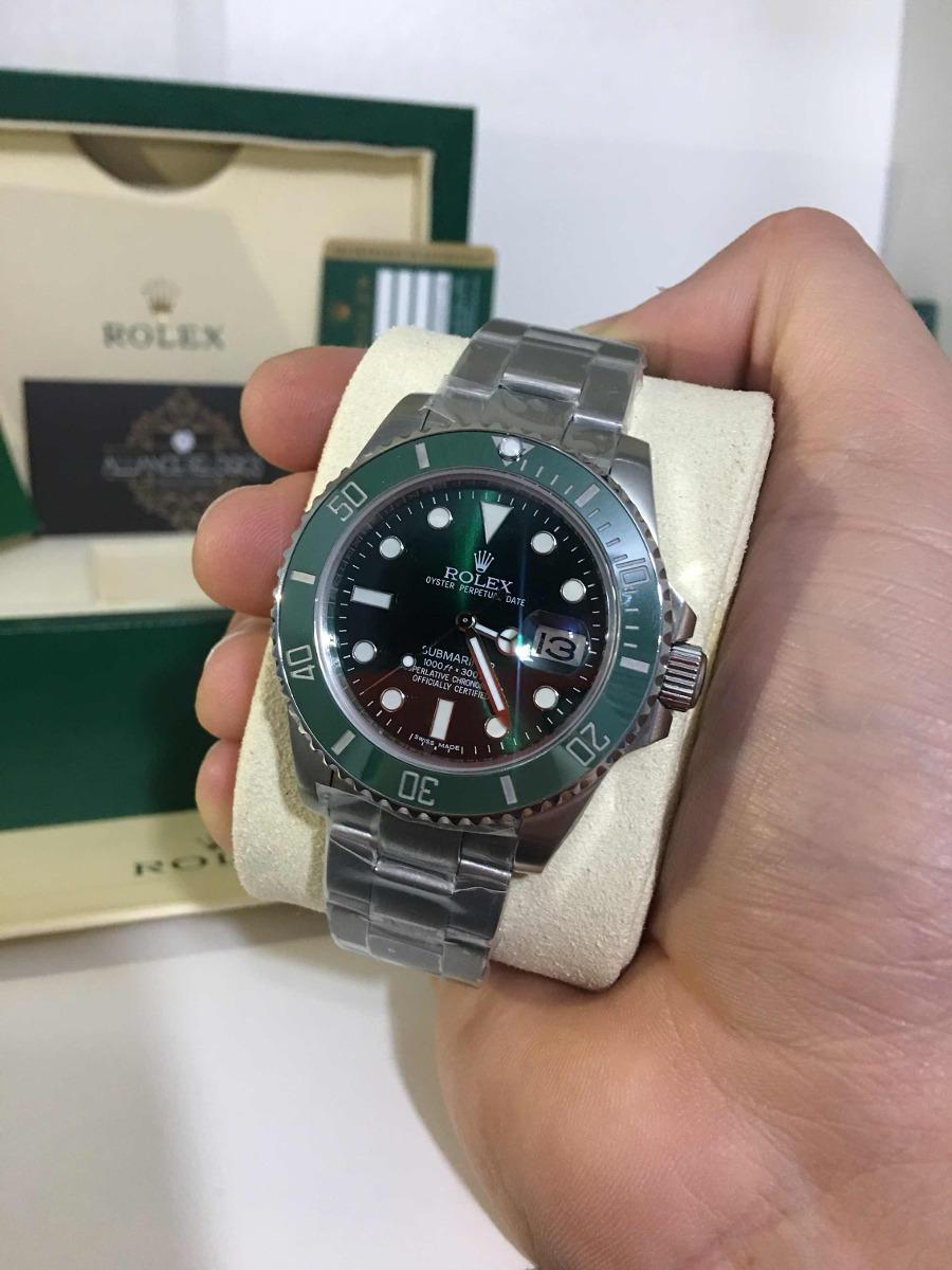204f81b31de Rolex Submariner Hulk