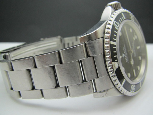 rolex submariner no date - 2006 zerado