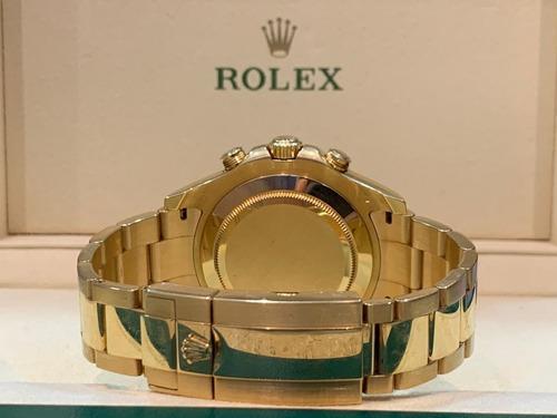 rolex yacht master ii ouro 18k - aceito troca