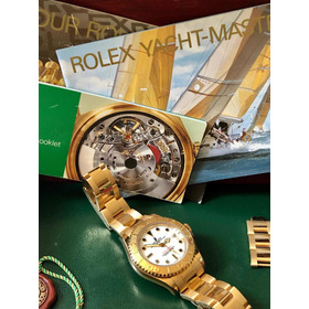 Rolex Yachtmaster I - 168628 - Full Gold